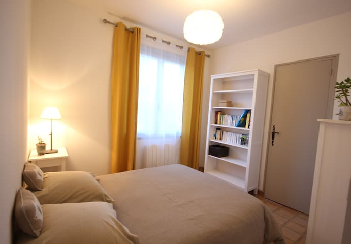 Joli appartement au calme avec accès piscine - Le Tholonet - Apartment
