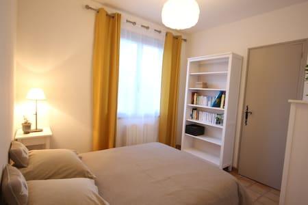 Joli appartement au calme avec accès piscine - Le Tholonet - Wohnung