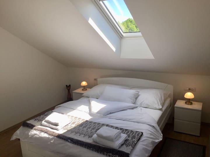 Comfy room near Rastoke & Plitvice