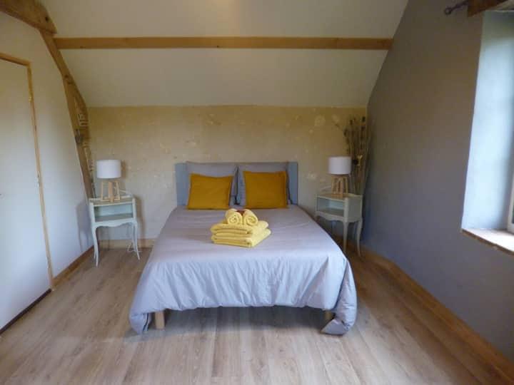 chambre jaune, le meunier