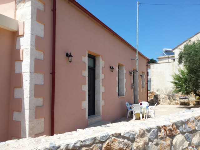 Ariadni's Traditional house - Chania - House