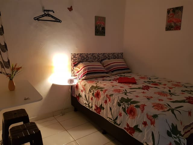 5-Nice Double room Botafogo, Copacabana beach