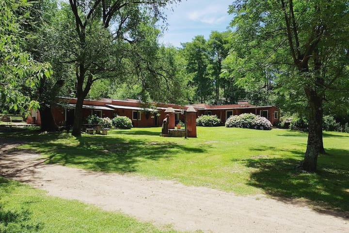 Casa de campo - Estancia en Calamuchita -