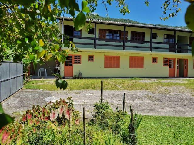 .Apartamento Lagoa da Conceição - INTEIRO