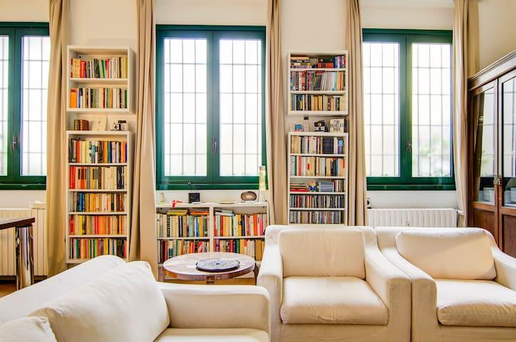 Cozy bedroom in fashion mini loft - Mailand - Loft