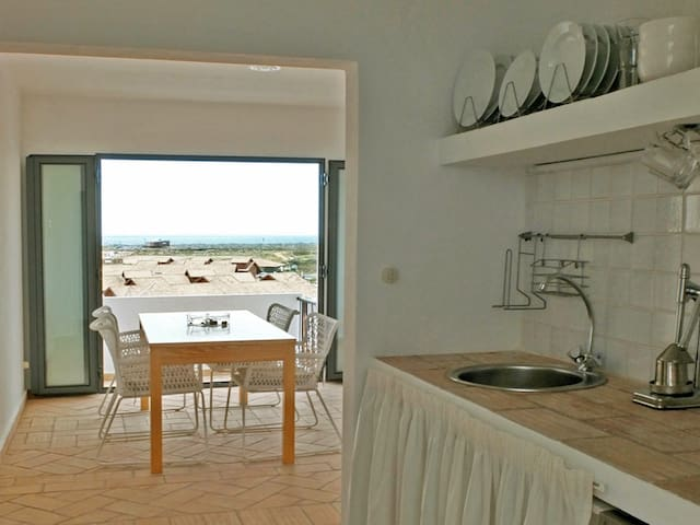 Charm Retreat overlooking the Sea - Alvor - Apartemen