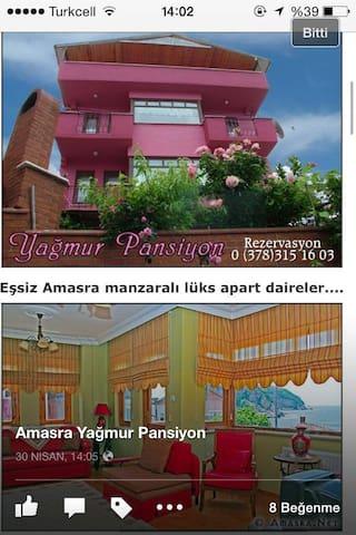 TURKİYE /AMASRA da bir eviniz olsun - Amasra - Huis