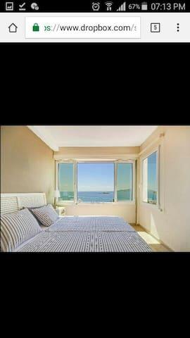 Beatifull apartment on the sea. - Eivissa - Byt