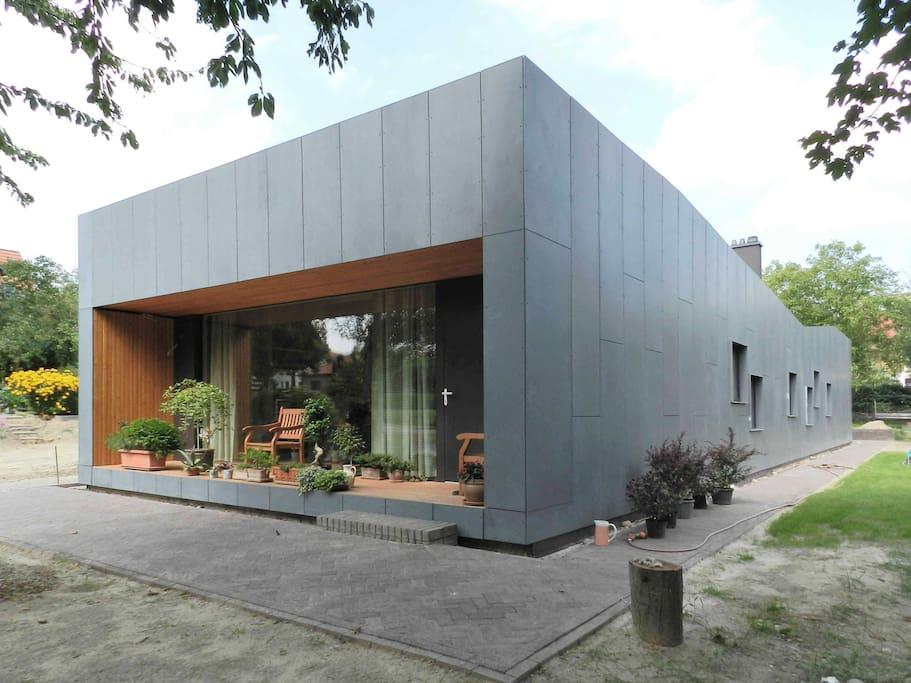 Architektenhaus in berlin hoppegarten h user zur miete for Architektenhaus berlin