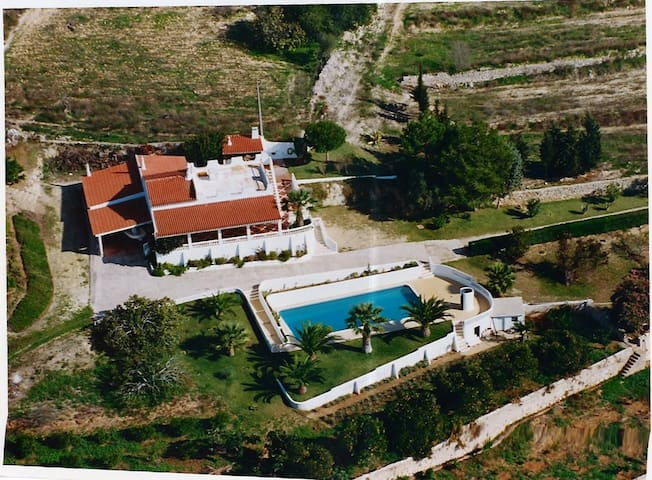 Two-bedroom apartment in a Farm - Algarve - Alcantarilha - House