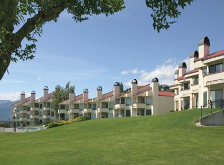 Lake Chelan Apartments