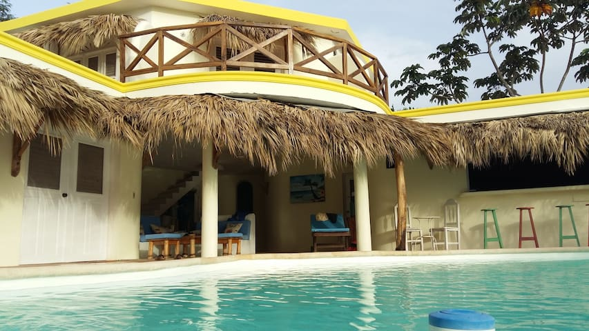 Villa Mariquita - Vue exceptionnelle - Près plage