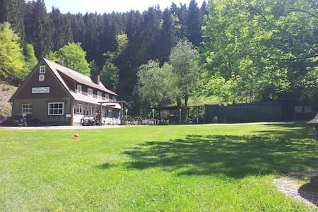 Zimmer für Zwei  im Harz. - Bad Grund - Dom