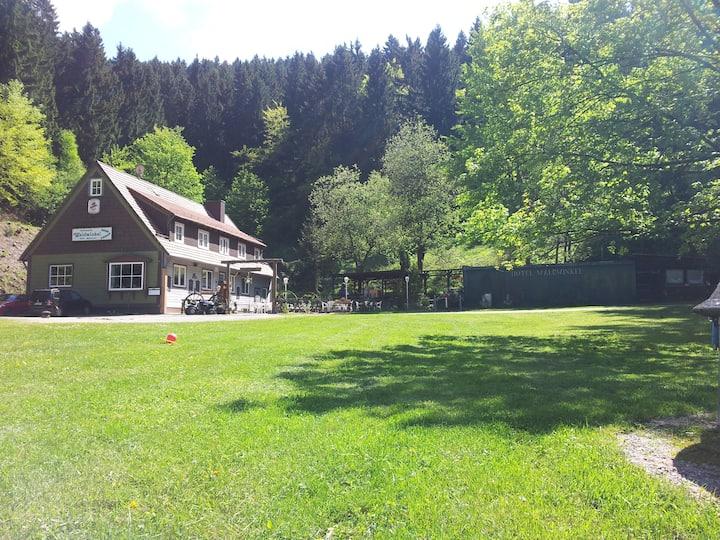 Zimmer für Zwei  im Harz.