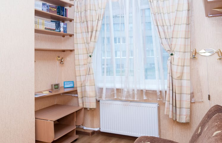 Comfortable Flat in resort Jurmala
