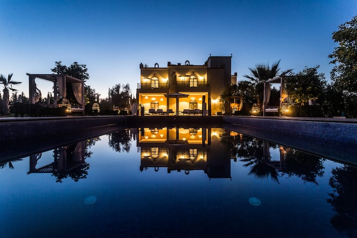 The Place Marrakech (Suite Leo)