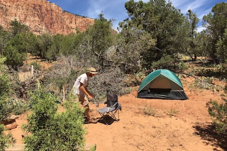 Water Canyon Campground IV - Hildale - Muu