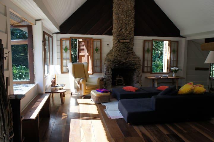 Mountain House Visconde de Maua - Itatiaia - House