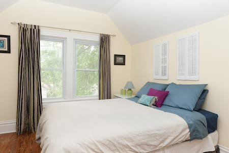 Costwise Cottage Room, Forest Park - Saint Louis - Ev