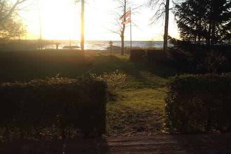 Beautiful Lake Front Cottage - Tiverton - Hus