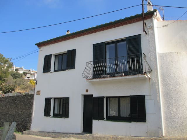 Nice central apartment with parking - Cadaqués - Wohnung