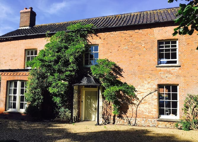 Luxury B&B Ling House, Anmer, Norfolk, Sandringham - Anmer