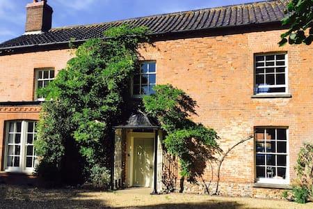 Luxury B&B Ling House, Anmer, Norfolk, Sandringham - Anmer - Pousada