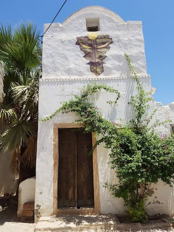 Authentic jewish house in Djerba