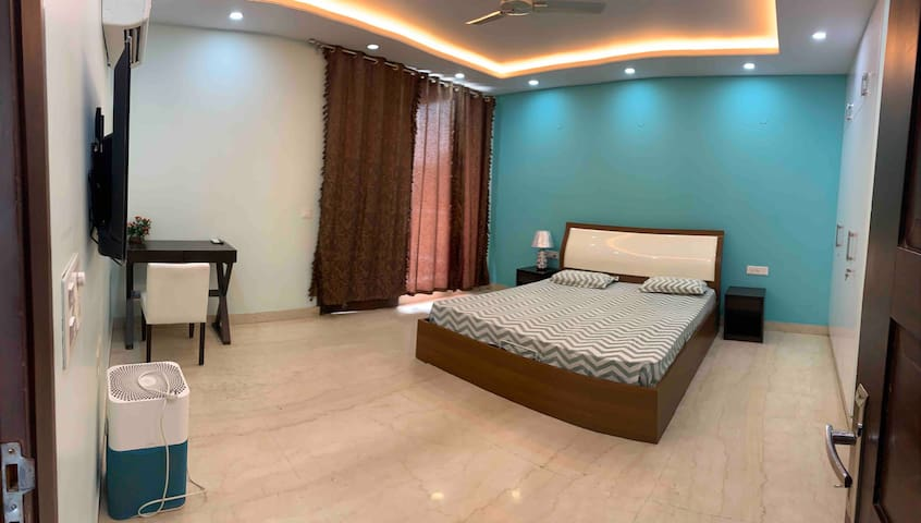 Luxury Family home -3@ sohna road
