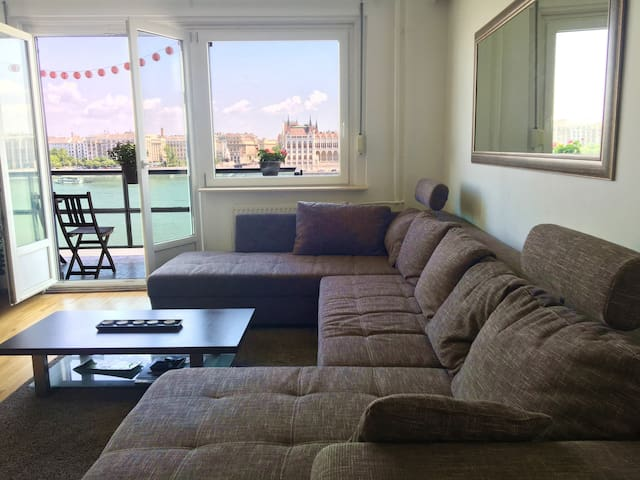 DOWNTOWN MAGIC VIEW - Budapest - Apartment