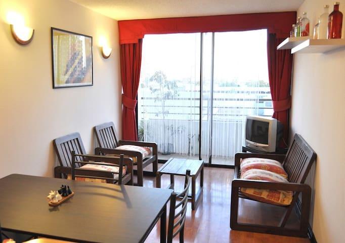 Apartment Santiago for 4 guest - Santiago - Apartment