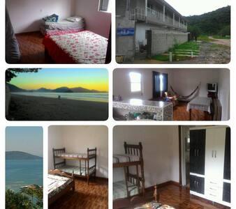 Casas para Temporada em Maranduba ubatuba - SP - Maranduba - Haus