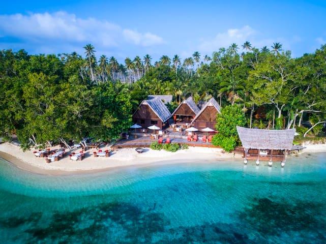 Ratua Island Resort and Spa