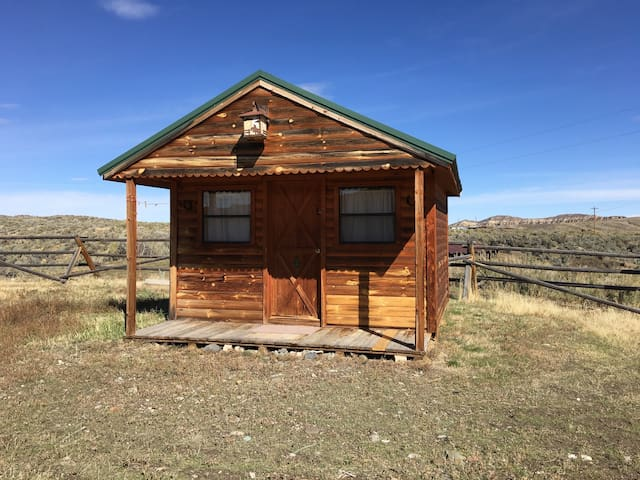 One Room Cabin #4 - Thermopolis