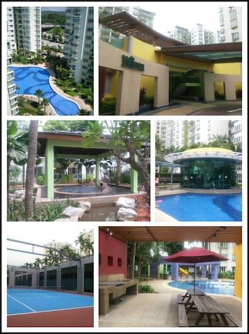 ★2+1condo next to MRT, mall & more★ - Singapore - Huis