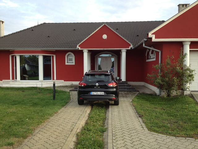 Detached villa for rent