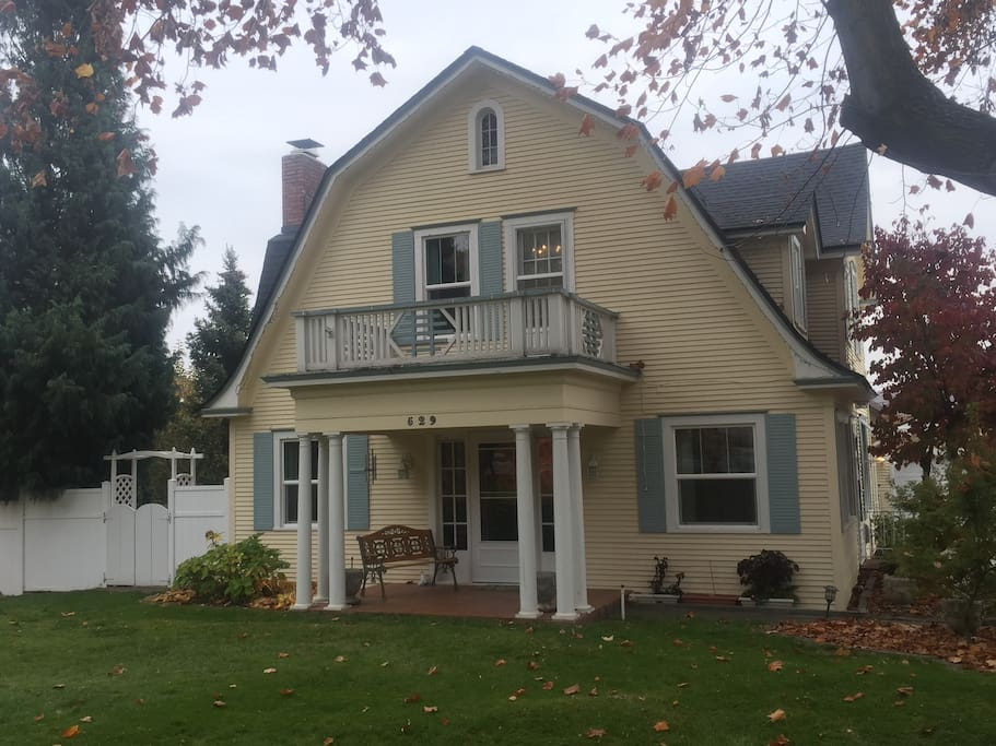 Dutch Colonial style built in 1905.