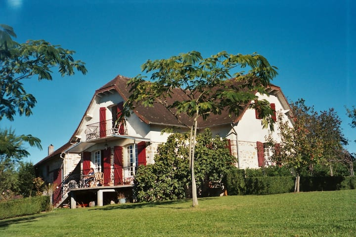 B&B rooms in charming Villa