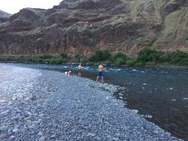 Grand Ronde River