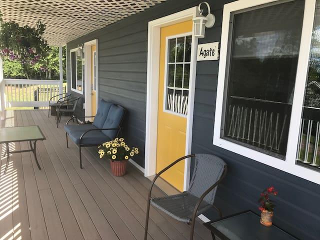 Cottage Duplex -- Fantastic view of Lake Superior