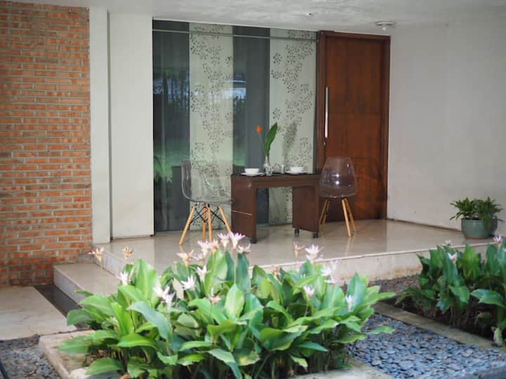 Designer One-Bedroom in Jeruk Purut