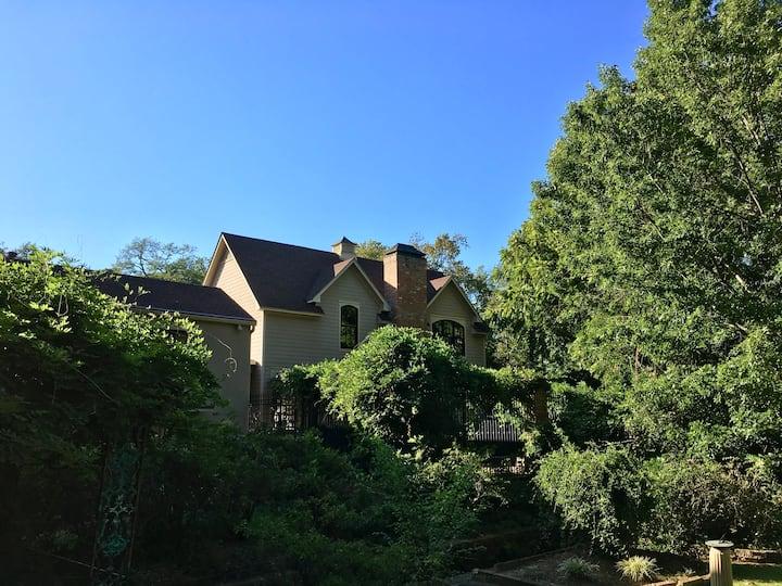 The Treehouse -Spacious Azalea District guesthouse