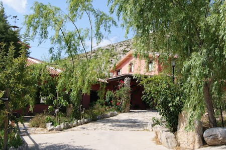 Refugio de Alamut - Valle de Abdalajís - Bed & Breakfast