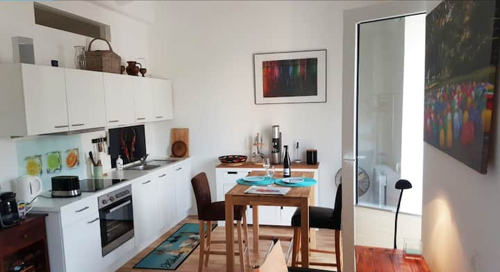 Casita - 38 m² 2-room flat in central Landau