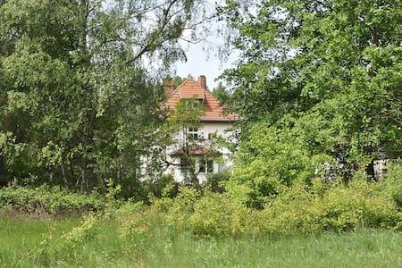 Landhausvilla mit Bullerbü-Flair nähe Berlin - Villa