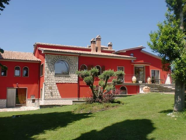 CountryHouse nel cuore della Tuscia - Montefiascone - Villa