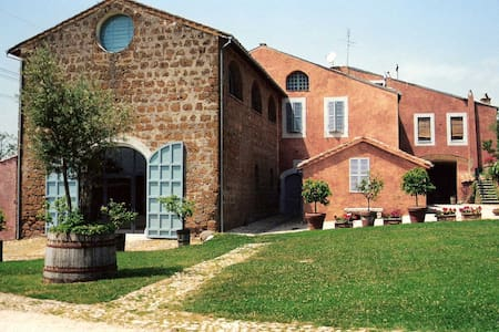 A nice studio in old Farm House - Civita Castellana - Wikt i opierunek
