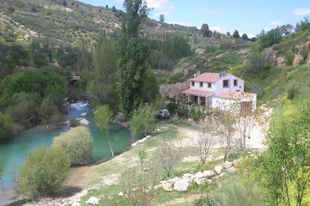 Cortijo rio guadalentin, Pozo alcon - Pozo Alcón