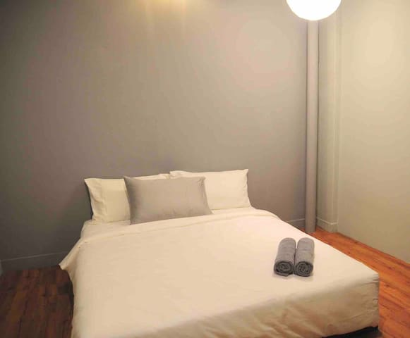GRAYHAUS SOHO Queen Room South @ IPOH NewTown