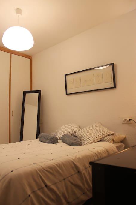 Habitación con baño independiente. - Apartamentos en ...